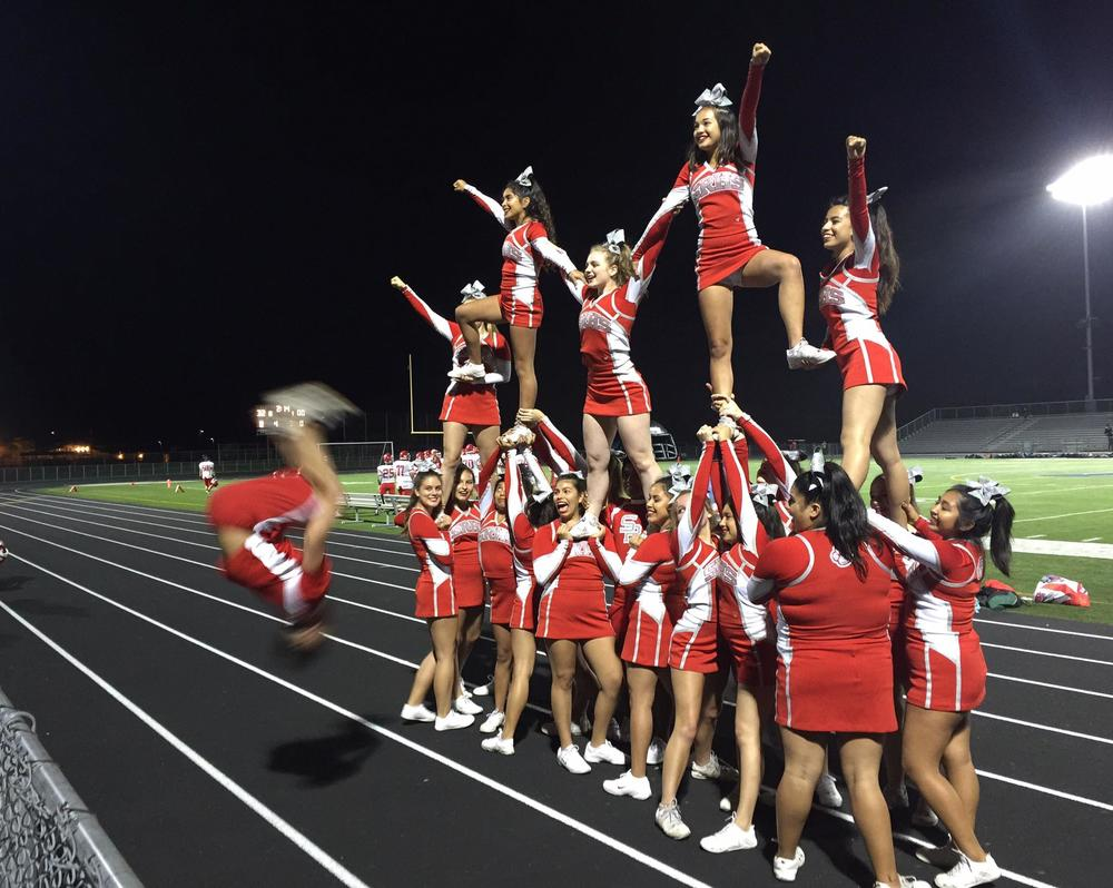 Game Day Cheer 9