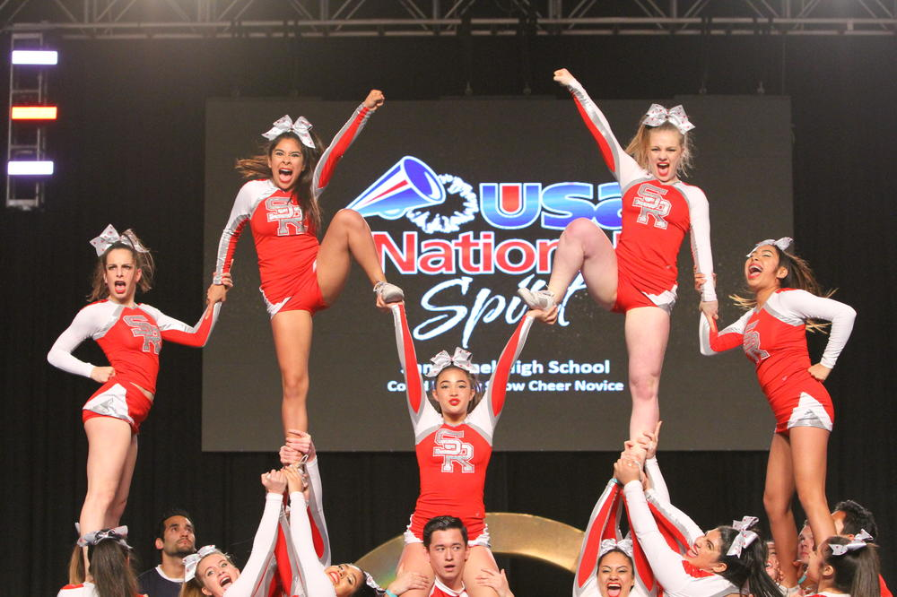 Competitive Cheer  14