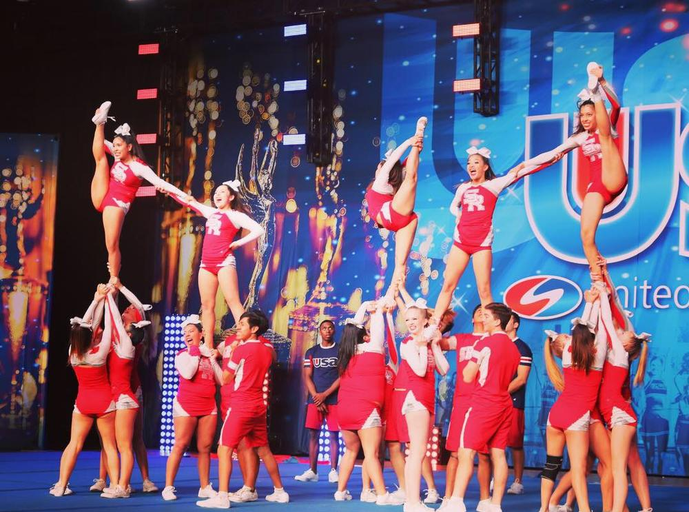 Competitive Cheer  5