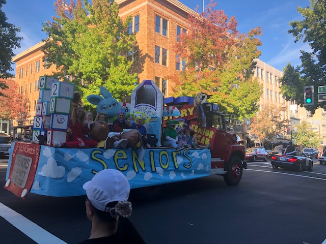 Toy Story Float on Fourth Street