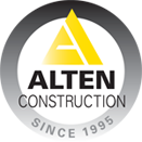 Alten Construction Logo