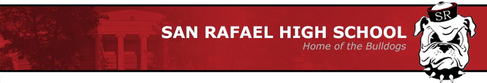 San Rafael High School  Logo